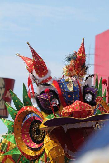 Dragon Asian Culture INDONESIA Capgomeh