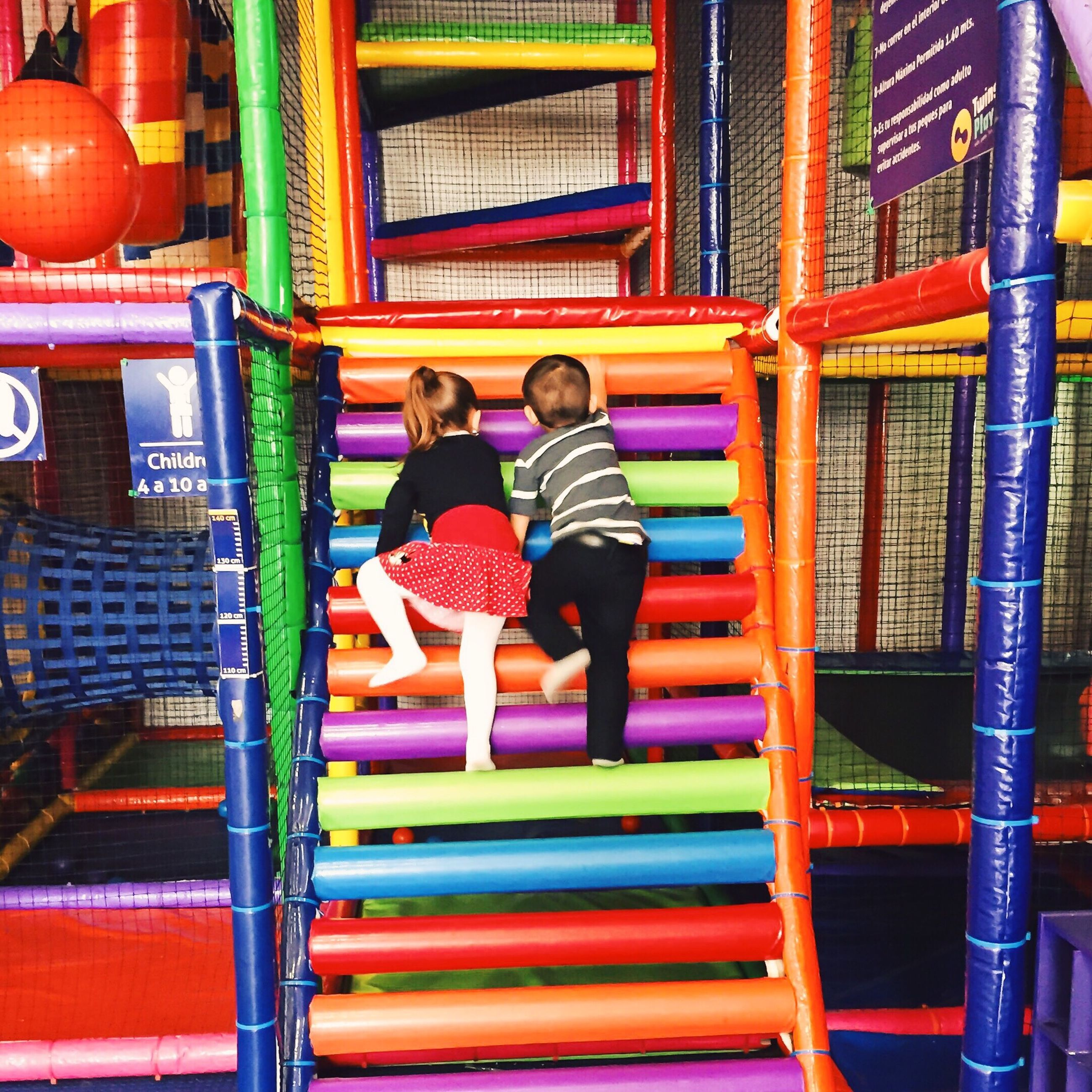 childhood, boys, lifestyles, elementary age, full length, girls, leisure activity, casual clothing, togetherness, bonding, love, innocence, family, playing, person, family with one child, fun