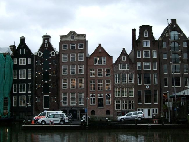 Architecture Building Exterior Built Structure Canal City Day No People Outdoors Sky Travel Destinations