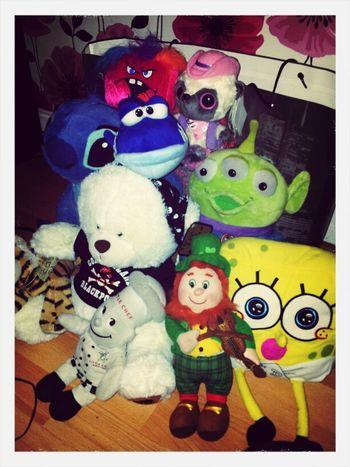Gotta love teddies :)