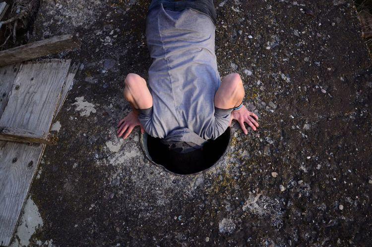 Manhole exploration One Person Abandoned Manhole  Nikon Nikon D7000 Nikonphotography Nikonphotographer