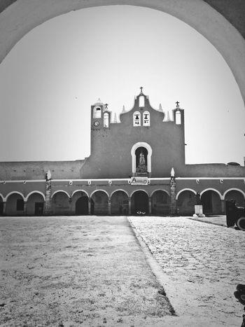 Monochrome Noir Et Blanc Monoart Pueblos Mágicos De México