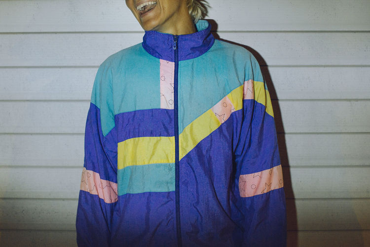 Girl street fashion 90s