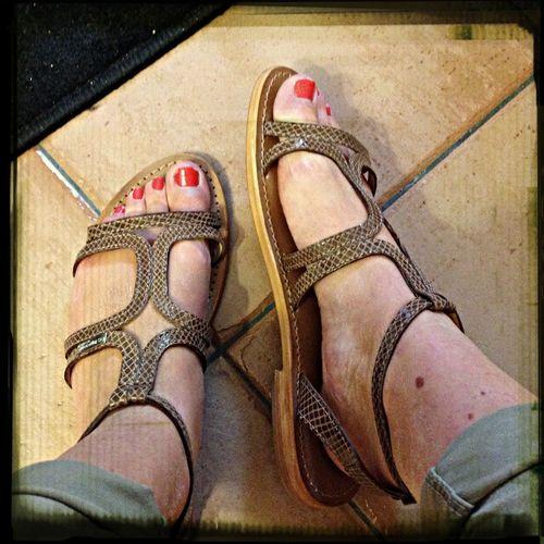 Shoes Summer Tropezienne Et une 44eme paire ! ?
