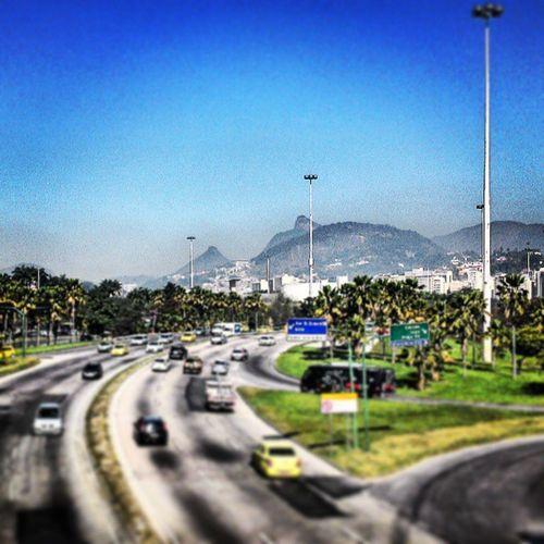 O Rio é foda de lindo! Na Moral! FOIMALSP Cidademaravilhosa Rio Brasil SUN ATERRODOFLAMENGO CORCOVADO SKY