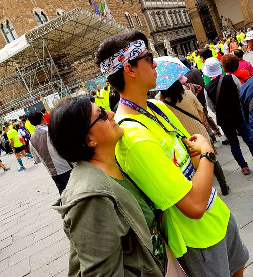 Togetherness Real People Women Enjoyment Celebration Lifestyles Happiness Scenics Italia Running Time Firenze, Italy Deejayten 2017 Running Personal Perspective Feel The Journey Capture The Moment Io Sono Leggenda The Street Photographer - 2017 EyeEm Awards Streetphotography Mio Figlio Luca My Wife ❤ My Son ❤ Mia Moglie