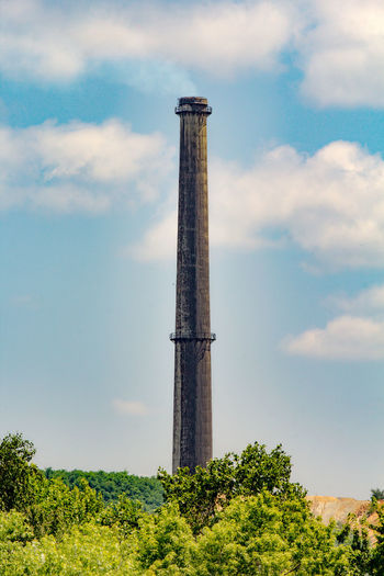 Smelting industry Industry Industry Chimney Chimney Smelting Smelting Gold City Sky Architecture Cloud - Sky Tall - High Atmospheric Emitting Air Pollution Smoke Factory