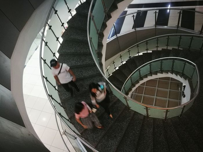 City Spiral