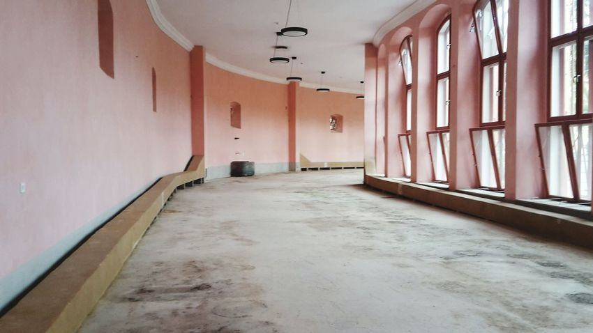 EyeEm Selects Window Indoors  Beauty Domestic Room No People Architecture Day Orangery Empty Abandoned