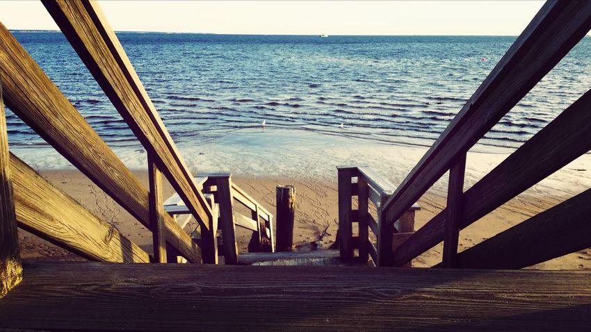 Beach Traveling Rhode Island Relaxing