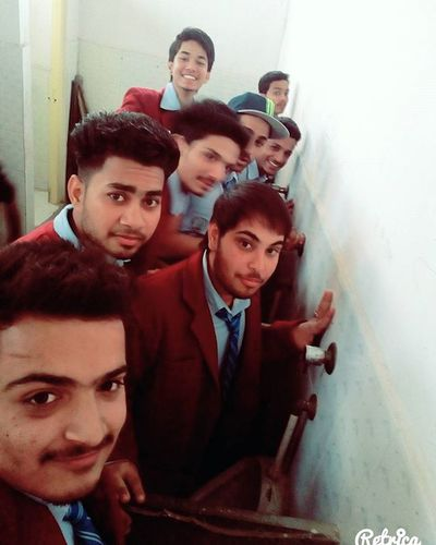 Divided by Classroom United by Washroom 😂😂 Last Day of School School_diaries These_guys Lyf Legends_of_hkh😉😉😉