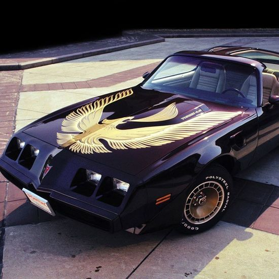 Some great american car history.. ? Pontiac Firebird Transam Turbo 1980