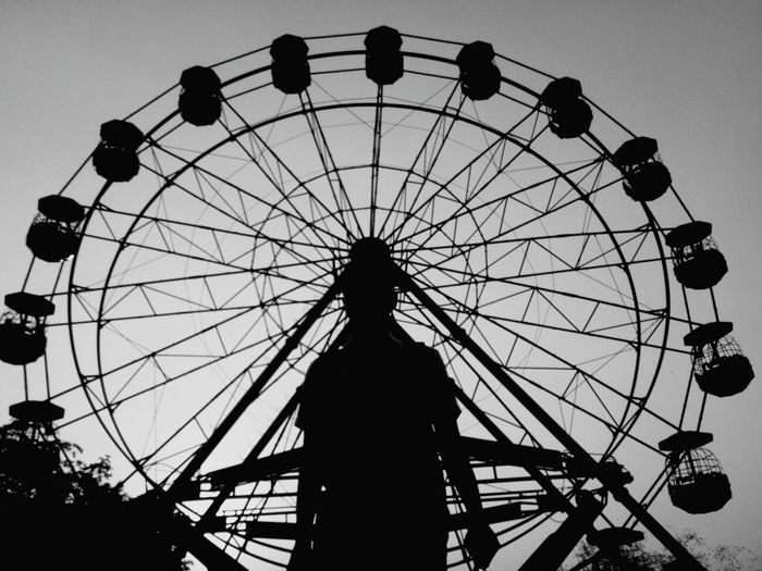 Afternoon Sky Afternoon Afternoon Light Sunset Outdoors People Ferris Wheel Day Low Angle View Arts Culture And Entertainment Silhouette Sky Samsung Galaxy J1 Samsungphotography Mobilephotography Fair Shadows & Lights Shades Of Grey Black & White First Eyeem Photo Dhaka Dhaka,Bangladesh Fantasy Kingdom