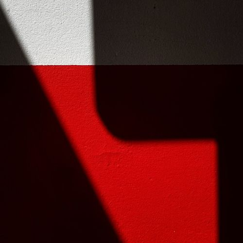 Minimalism Red Shadow City Cityscape Square Colors Minimalism Minimal Arquitecture Arquitectura