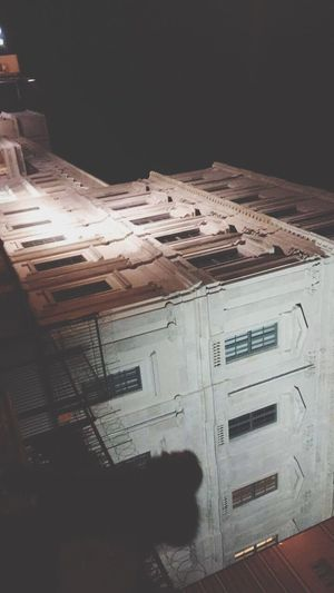 ITU Architecture Day Night Historical Histrorical Building University WOW Turkey