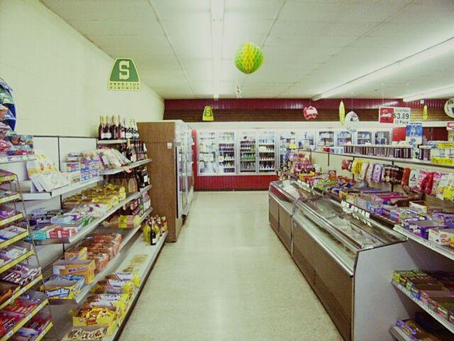 Convenience Store Convenient Store Aisle