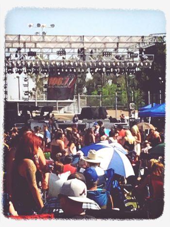 Concert Jamie Lynn Spears onstage at Jugfest