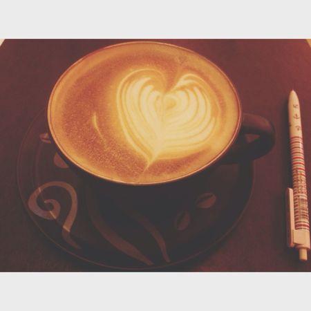 Coffee time Cappucino Hot Cappucino Blackcanyoncoffee Khonkaen Centralplaza