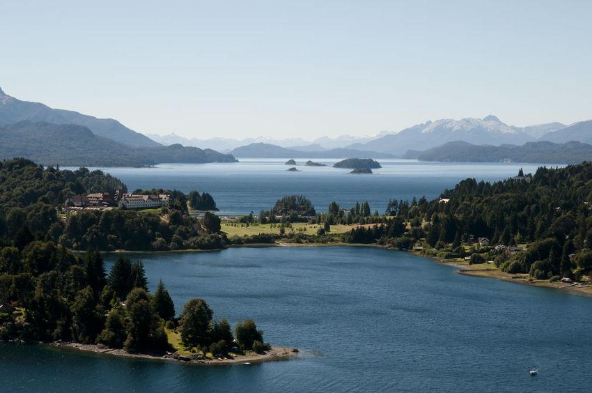 Nahuel Huapi Lake - Bariloche - Argentina Nahuel Huapi Argentina Bariloche Beauty In Nature Lake Landscape Mountain Nahuel Huapi National Park Nature Patagonia Tranquility