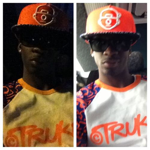 Been Freakn It All Dayy No Otha Wit A Swagg Like Dissss RS #TrunkFit Lml