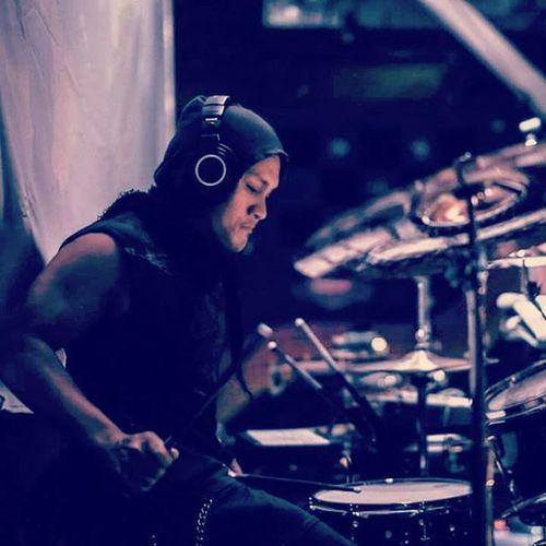 Our Drummer Kyle @beatmachine Drummersofinstagram Livemetal Metaldrums metaldrummer gothicmetal instadrummer metalheadsofinstagram instametalheads livedrummer livedrums tamadrums zildjian zildjiancymbols playingdrums