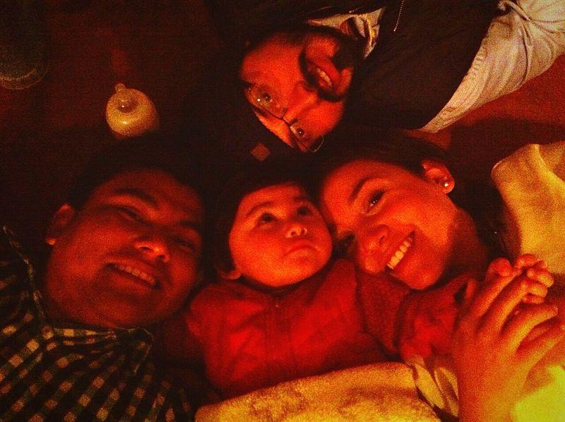 Family Time Enjoying Life