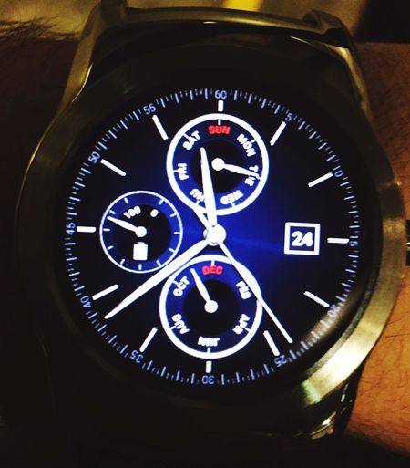 Watch Smartwatch Lg Watch Urban Okosóra Android Wear