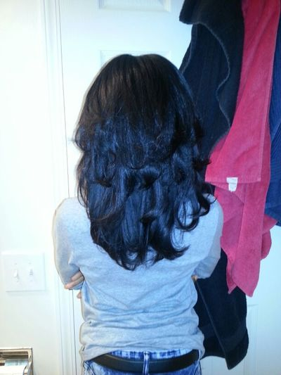 Old Picc My Hair.... !
