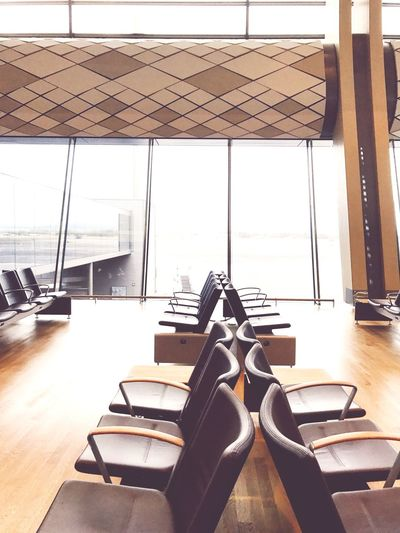 Waiting hall City Waiting Airport Indoors  Window Chair Day Home Interior Modern Colour Your Horizn Architecture Seat No People Business