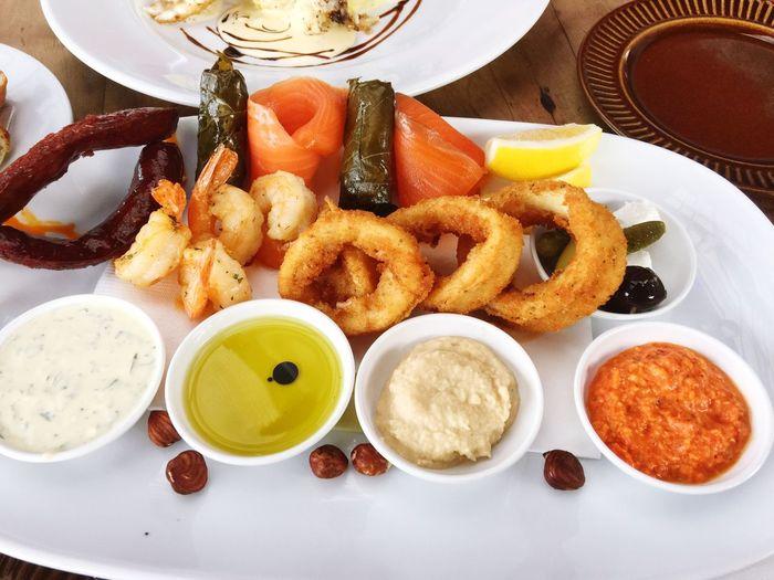 food 😻 Mediterranean Food Dinner