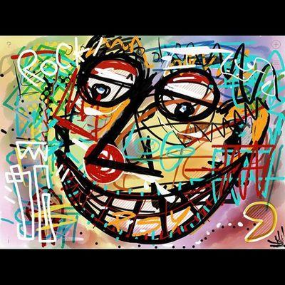Digitalart  Scketches Digitalpainting Freehand 015 BG