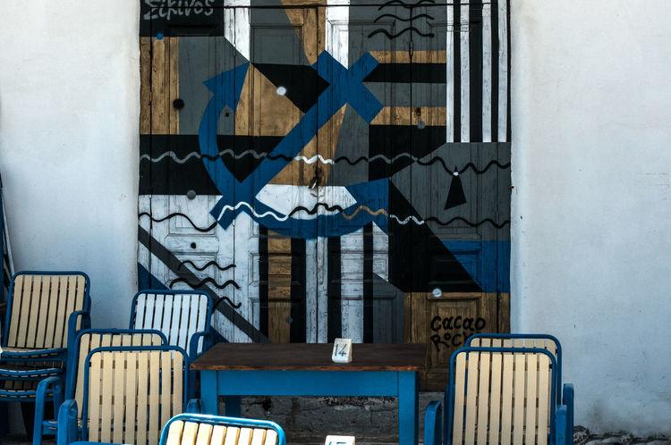 Graffiti The Week On EyeEm Chairs Graffiti Art Graffiti Wall Graffitiwall Grafitti Nautical Theme Restaurant