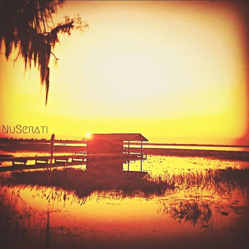 Shadows of the Day| Sunset Beautiful Nature Florida NuSerati Picoftheday Art Lake View Dj DjDiLusso