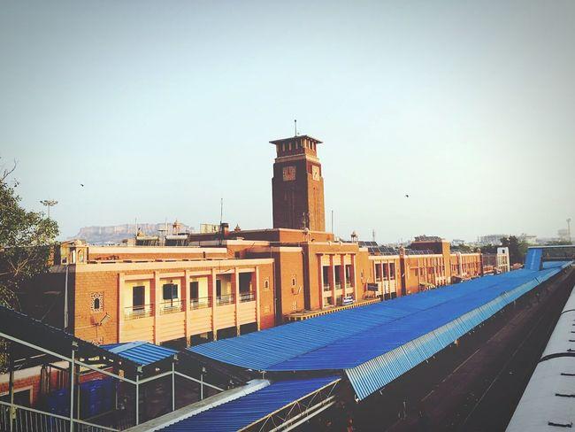 Buildings & Sky Geometrical Architecture Railwaystation