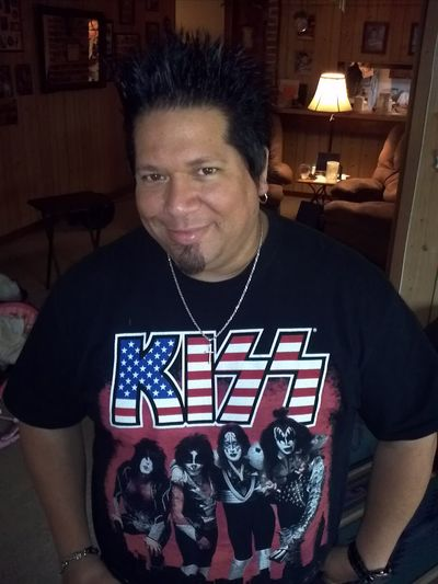 Representing KISS on July 4th