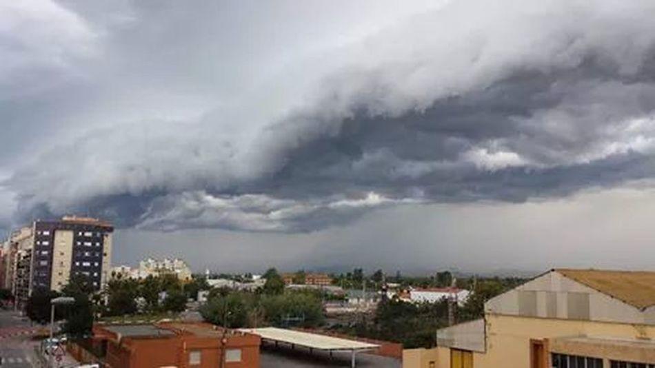 Benicasim! ....Se prepara una buena tormenta.....
