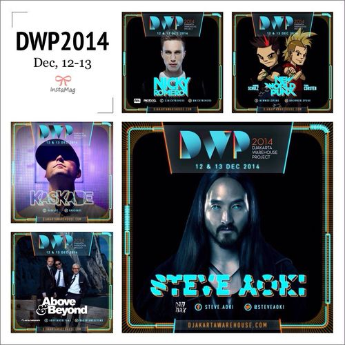 Ready for them!! ?????? Me Want It! | ITag Live In Concert Djakarta Warehouse Project By ITag