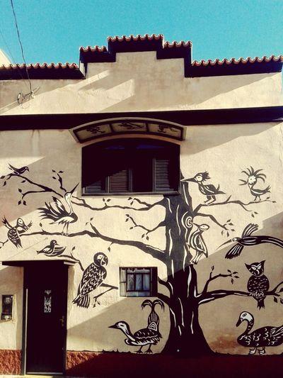 arte urbana Arte Arte Urbana Art Deco Mural