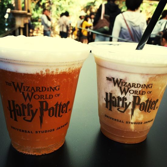 Harrypotter Butterbeer Dayoff Happy