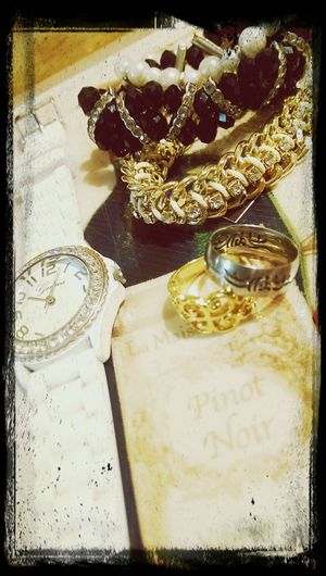 Luxury Jewelry Lifestyle Taking Photos ^.^