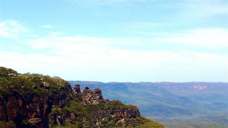 Sydney Mountain