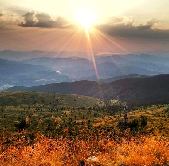 Nature Mountains Mountain View Sun Clouds And Sky Sky Nature Photography Natural Beauty Nature_perfection Bulgaria