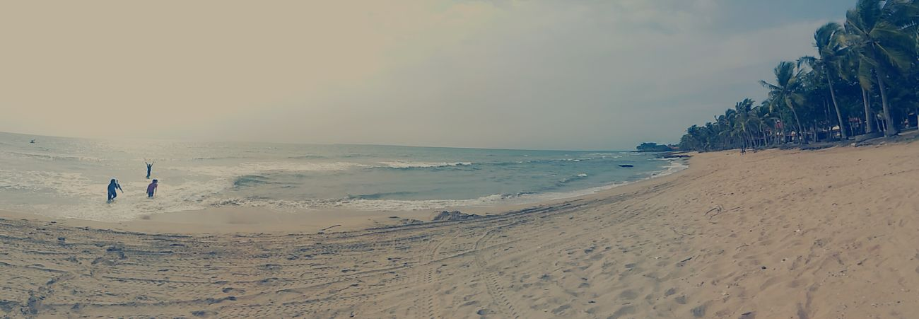 I like beach and i feel fresh when I was there Anyerbeach Hello World Enjoying Life Lenovos90 Beachphotography Panorama Everything In Its Place