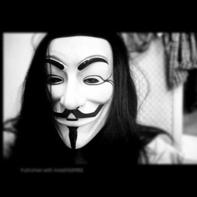 V FOR VENDETTA ! Mask Vendetta Dago Igfame Igiers Instaphoto instadaily photooftheday