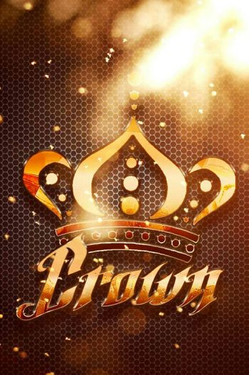 Been working on some new logo designs, just for hobby purposes New Logo Design Me Crown ITzCrownZ CrownBorg Photoshop