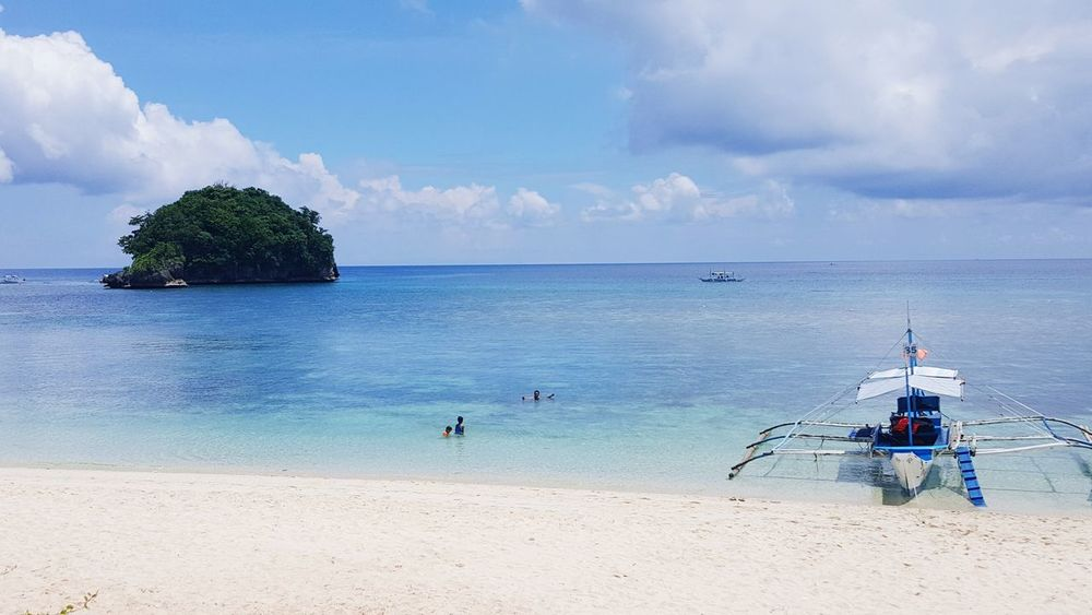 One of the relaxing place in my country.. Boracay Myvacation Bestplaces_togo Mytravel