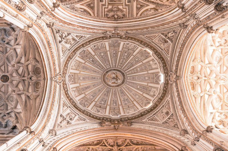 Under the dome Architecture Cathedral Church Creativity Design Dome Indoors  Spirituality
