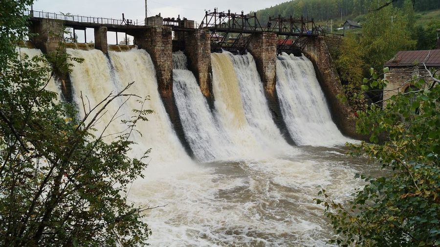 Taking Photos EyeEm Check This Out Russia Nature сатка South Ural южный урал Autumn Dam