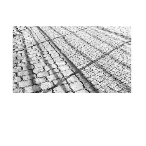 Close-up of cobblestone