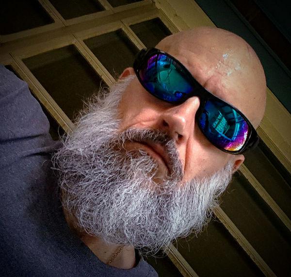 Portrait Beardedguy Beardlife Beardpower It's All About Me! Redneck Beardporn Trailertrash Beard Beardswag Beardedmen Headshot Beardseason